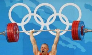 Polish Silver Medalist Stands Up for Tibet