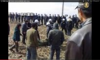 Chinese Police Shoot Farmer Who Tried to Defend Home