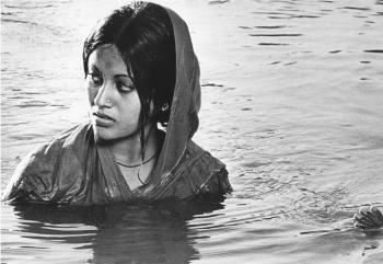 BENGALI FAMINE: A scene from the film Distant Thunder. (Satyajit Ray Film and Study Collection/Academy Film Archive)