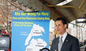 Big Pharmacies Prevailing Across New York City
