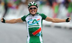 Gerrans Wins Stage, Schleck Takes Yellow in Tour de France