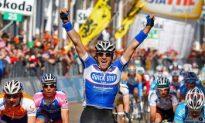 Wouter Weylandt Killed in Giro d'Italia Stage Three Crash
