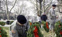 Wreaths Across America Honor Fallen Soldiers
