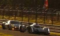 Audi Set for 1–2–3 Finish With One Hour Left at Le Mans 24