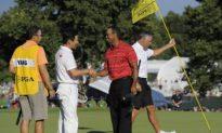 Y.E. Yang Shocks Tiger in PGA Championship Final Round