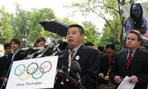 Initiatives for China's President: Yang Jianli's Personal Statement
