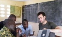 Students to Take Computers and Wikipedia to Africa
