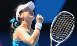 Zheng Jie Into Australian Open Semi-Finals