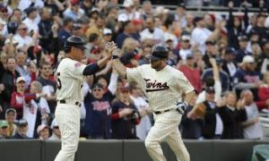 Minnesota Twins Have Victorious Opening Day