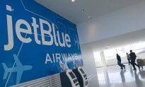 JetBlue Flight Attendant Escapes Argument Through Emergency Exit