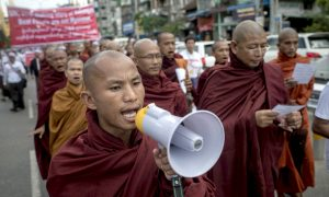 Democracy Under Gunpoint in Burma