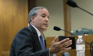 Texas Attorney General Charged With Securities Fraud