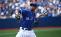 Price Aces Blue Jays Debut