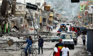 Are Foreign NGOs Rebuilding Haiti or Just Cashing In?