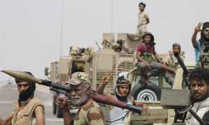 Ground Fighting Rages On in Yemen Ahead of Ceasefire
