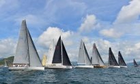 Mirs Bay Passage Race