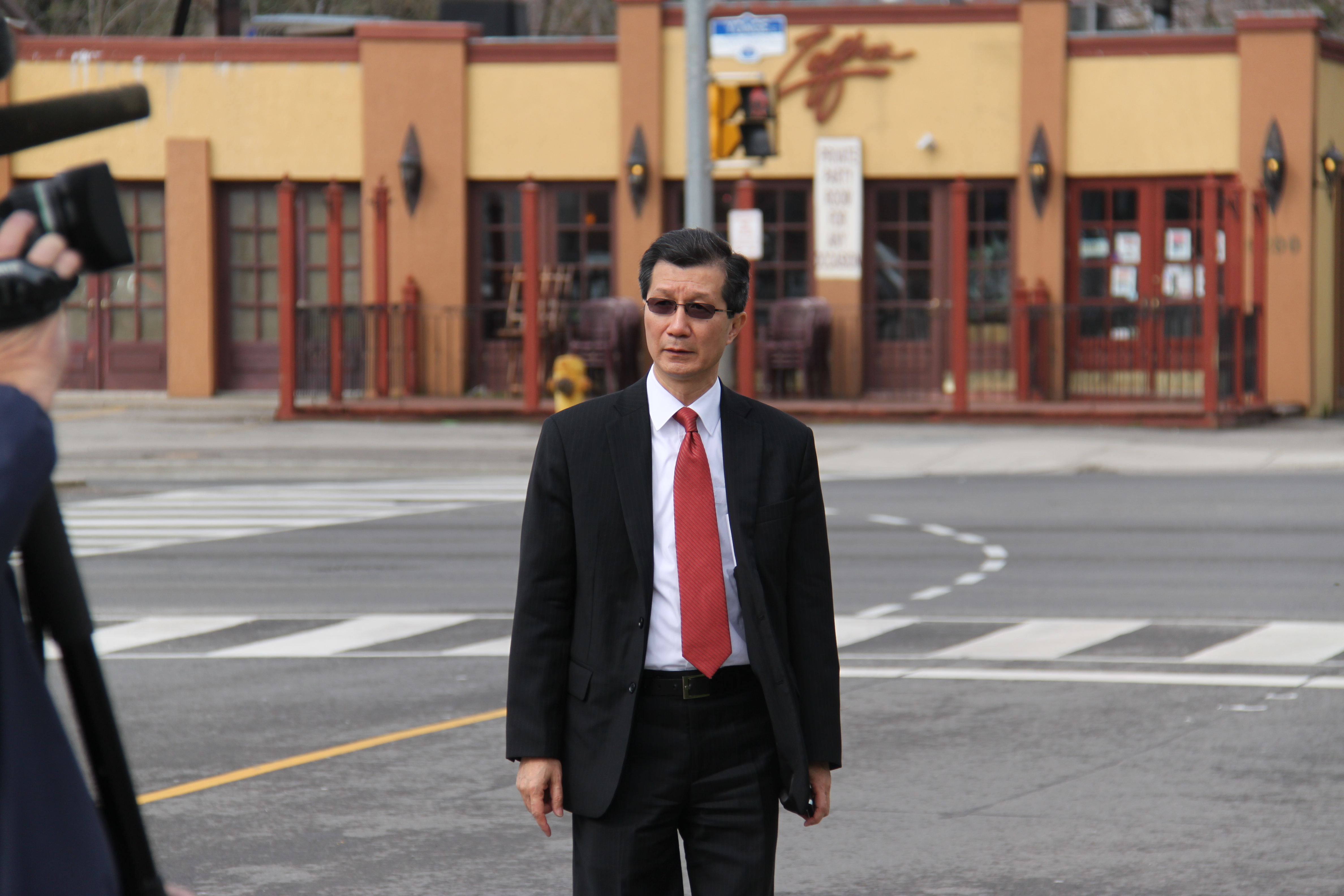 Ontario Minister of Citizenship, Immigration, and International Trade Michael Chan sparked concerns at CSIS that he was under the influence of the Chinese regime, reports the Globe and Mail. (Becky Zhou/Epoch Times)