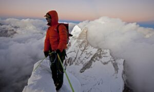 Popcorn and Inspiration: 'Meru': Documentary: The Hardest Himalayan Climb of All