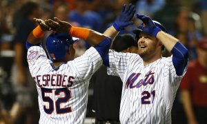 How the First-Place Mets Found a Spark