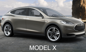 The Anticipated Tesla Model X Is Finally Here