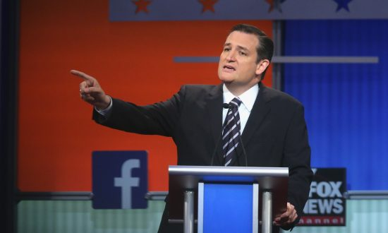 Ted Cruz Would End the Iranian Nuclear Deal and Rescind Executive Amnesty on First Day in Oval Office