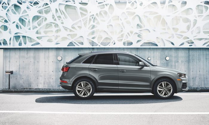 2016 Audi Q3 (Courtesy of Audi)