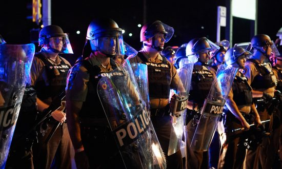 State of Emergency in Ferguson After Police Shooting, Protests