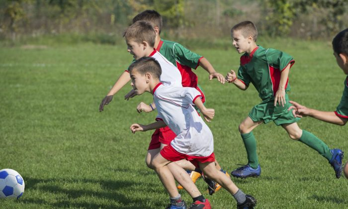 Children that take their sport seriously may push themselves too hard. (fotokostic/iStock)