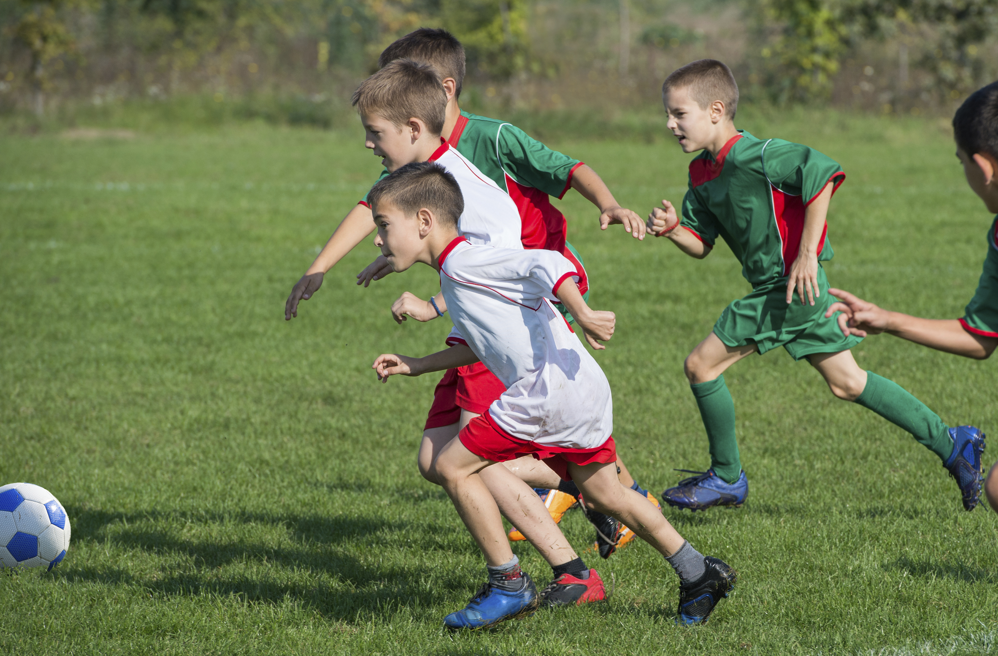 Focus on One Sport Boosts Injury Risk for Kids