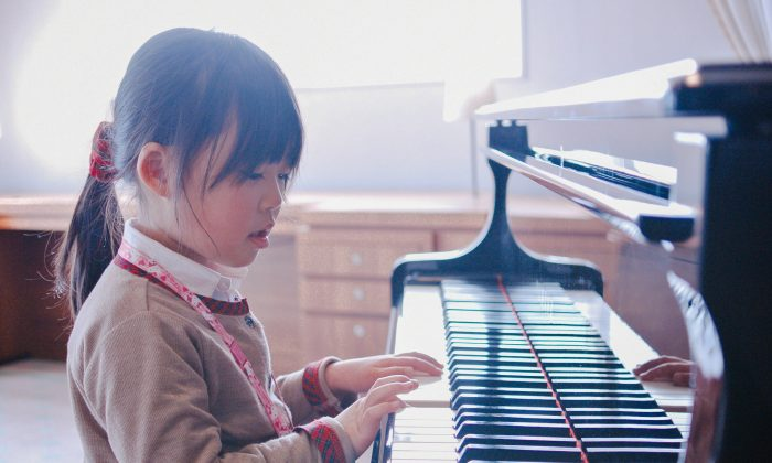 Researchers believe that some people are better neurologically prepared to learn music than others.