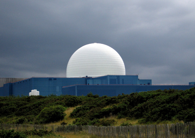 Nuclear power comes in all shapes.  (Dave Croker, CC BY SA 2.0)