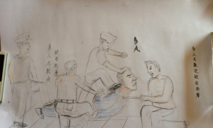 Recent Drawings of Torture in China Cause Stir—But They're Not the First