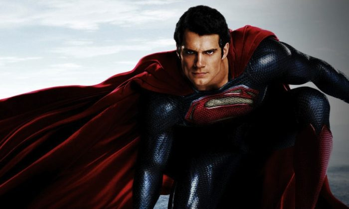 Superman (Henry Cavill), may you continue to fly right. (Warner Bros.)