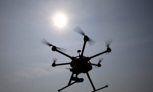 FAA: Pilot Reports of Drone Sightings More Than Double