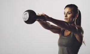 Kettlebell Fitness Craze Lifts Off (Video)