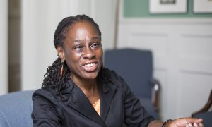 NYC's First Lady, Chirlane McCray's Vision on Healing the City
