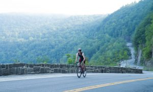 Inaugural Tri-state Triathlon in Port Jervis Finishes a Winner
