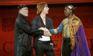 Theater Review: 'Cymbeline'