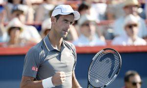 Djokovic Still the Man to Beat Despite Rogers Cup Loss