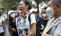 Chinese Authorities Face Scorn Over Dozens of Firefighters Feared Dead