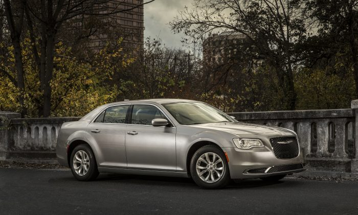 2015 Chrysler 300C (Courtesy of Chrysler)