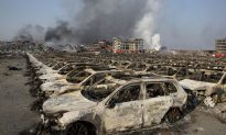 China Orders Nationwide Safety Check After Tianjin Blasts
