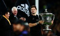 New Zealand Retain Bledisloe Cup