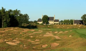 Behind the Curtain at Whistling Straits