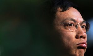 Fiery Chinese Property Tycoon Attacks 'Incompetence' of Tianjin Rescue