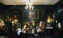 Time Slip Experience at Dennis Severs' House