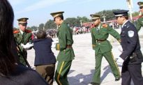 Massive Arrests on Tiananmen Square during the CCP's National Day Holiday