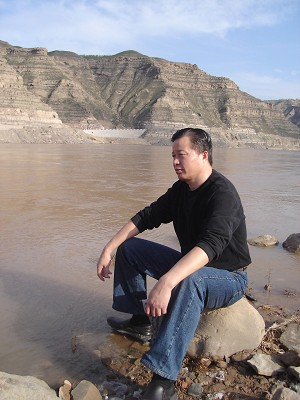 Friends say attorney Gao Zhisheng is a serious man. (The Epoch Times)