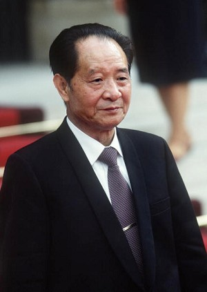 Hu Yaobang, Chinese Communist Party general secretary in 1986 (Pascal George/AFP/Getty Images)
