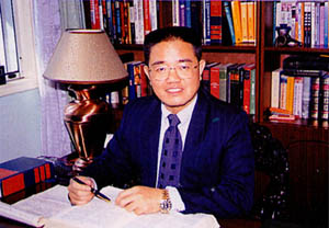 Attorney Guo Guoding (The Epoch Times)